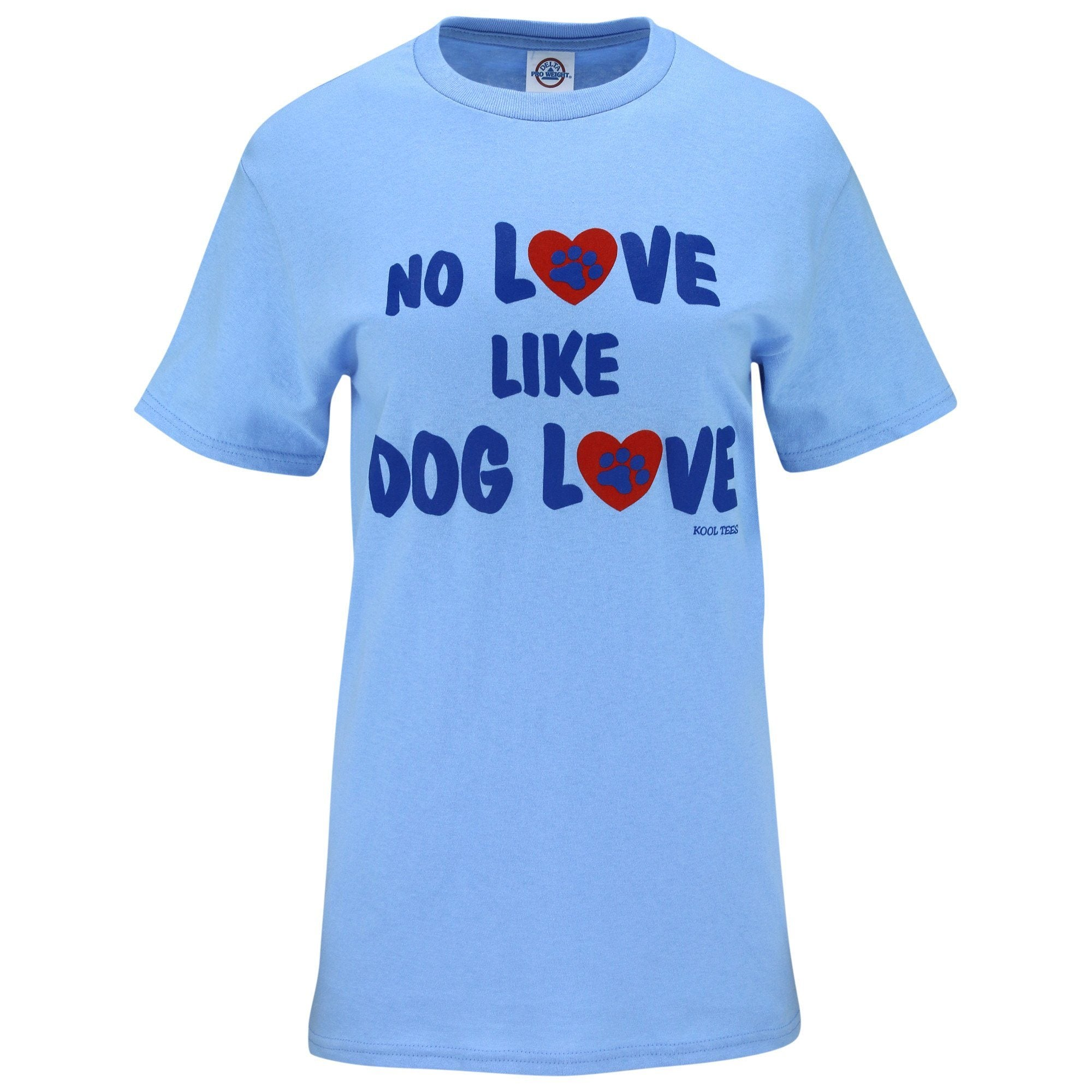 029a87f0fb24 No Love Like Cat/Dog Love T-Shirt| The Animal Rescue Site