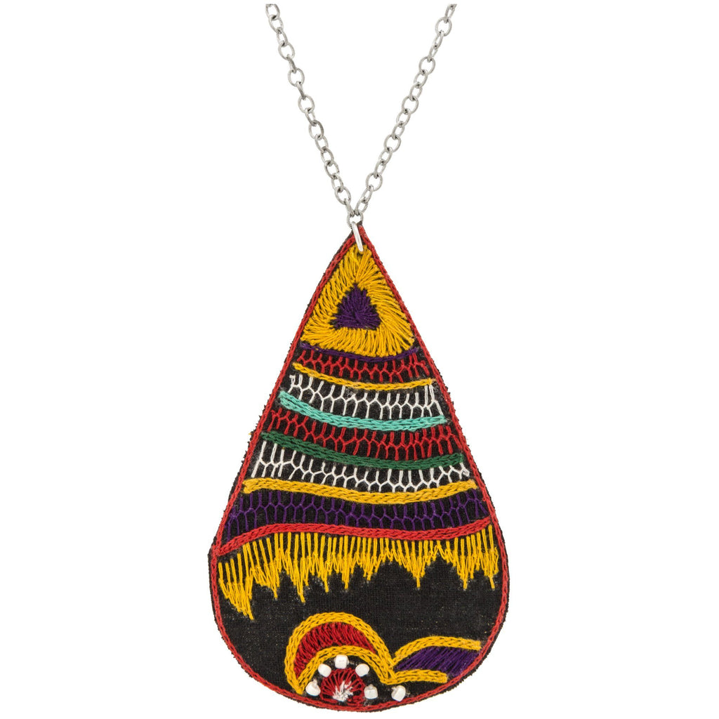 Nomad Heritage Drop Necklace