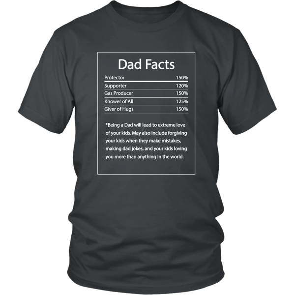 Dad Facts T-Shirt