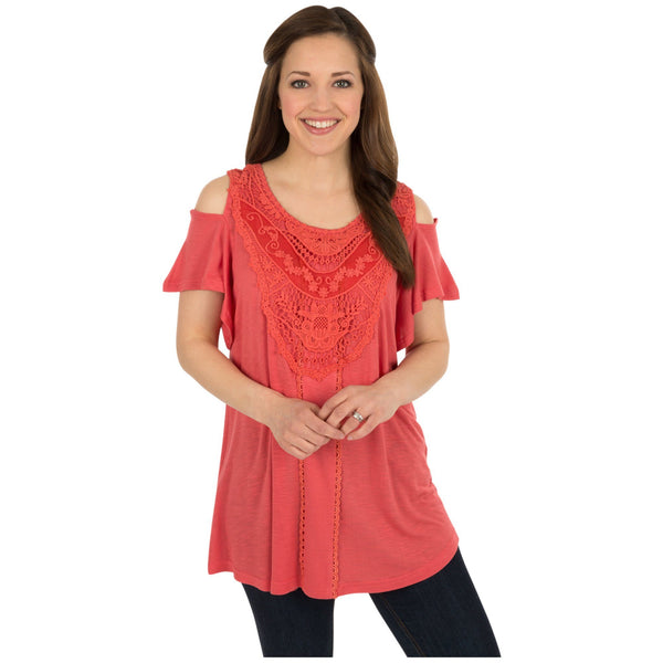 Offshore Breeze Peekaboo Tunic