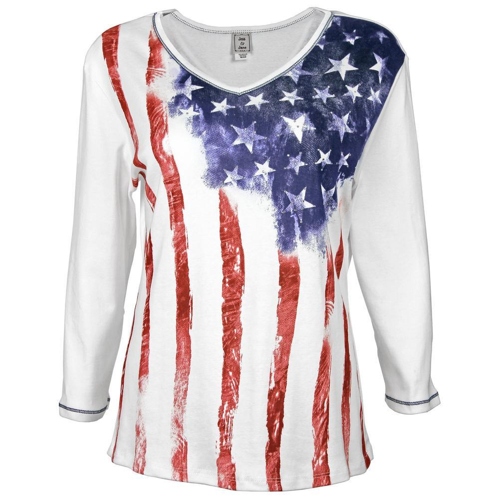 Old Glory Baby Rib Top