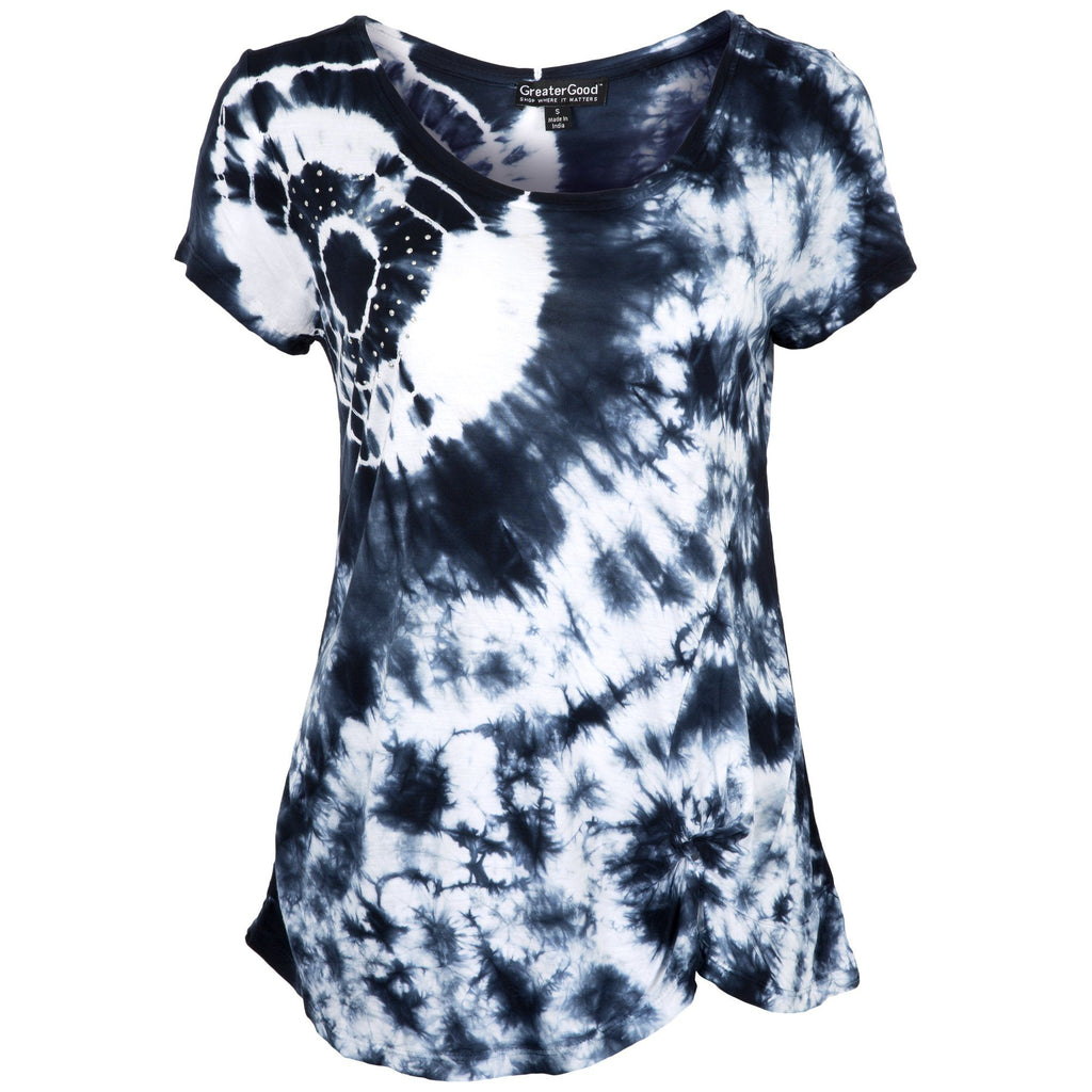 On The Radar Tie Dye T-Shirt