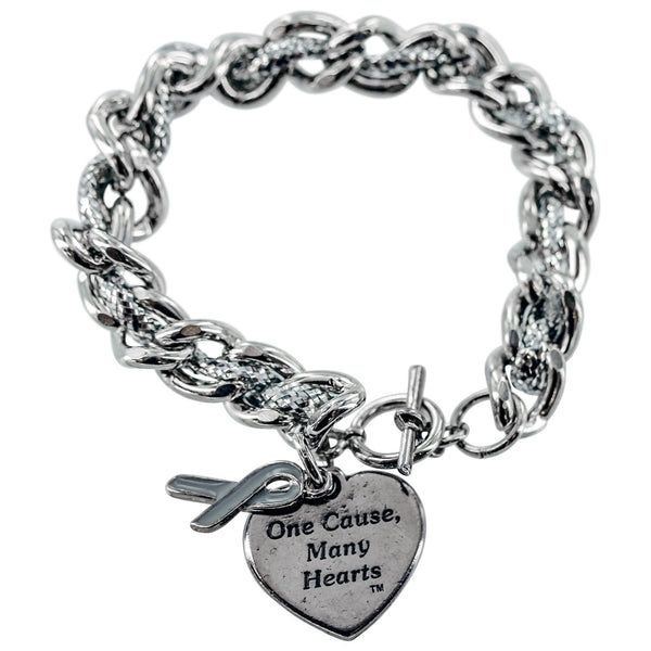 One Cause, Many Hearts™ Diabetes Bracelet