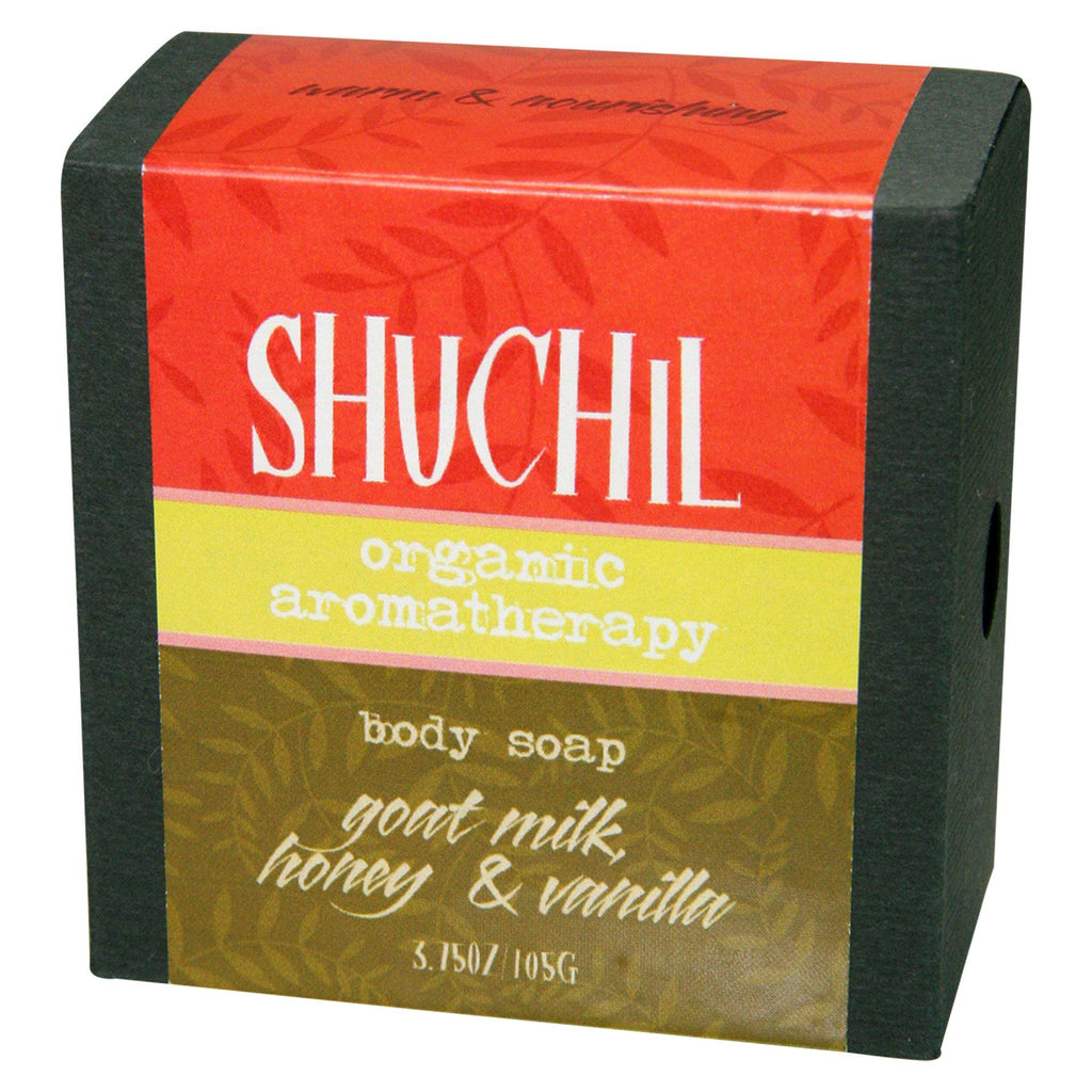 Organic Aromatherapy Body Soap