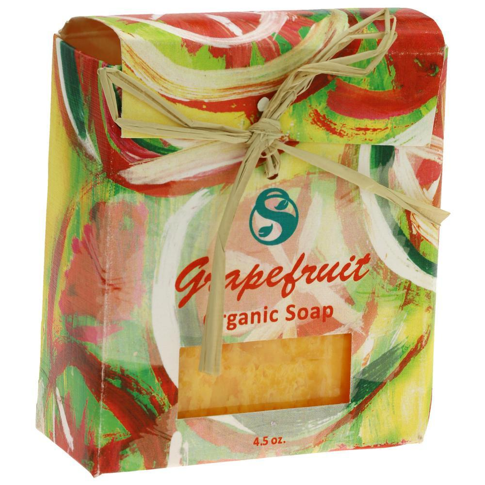 Organic Tropical Infusion Soap