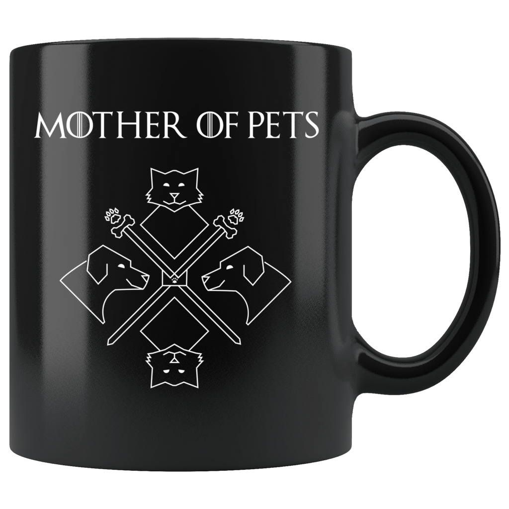 Drinkware - Mother Of Pets Mug
