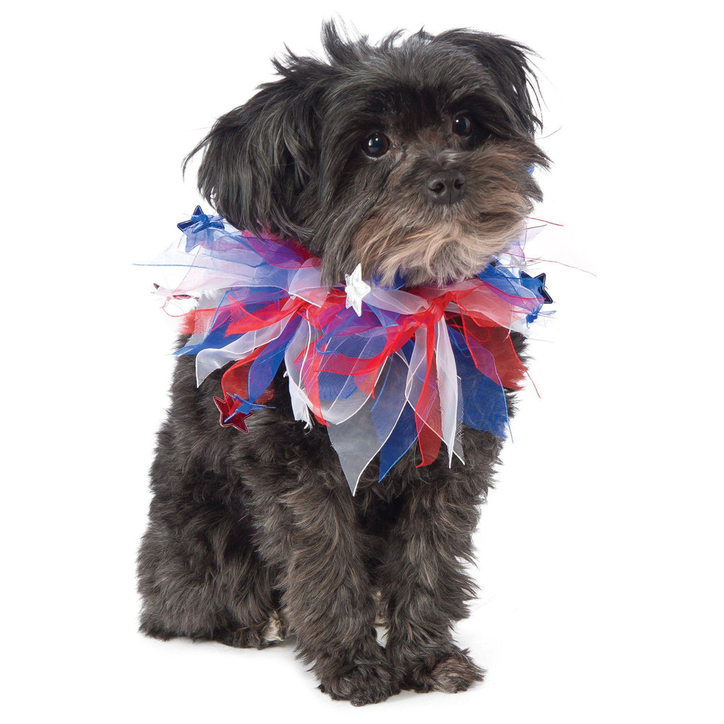 Patriotic Collar Pet Costume