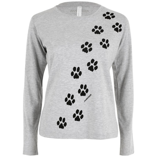 Paw Parade Long Sleeve T-Shirt