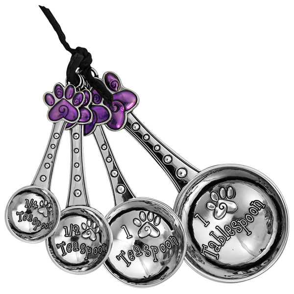 Pawfect Recipe Measuring Spoon Set
