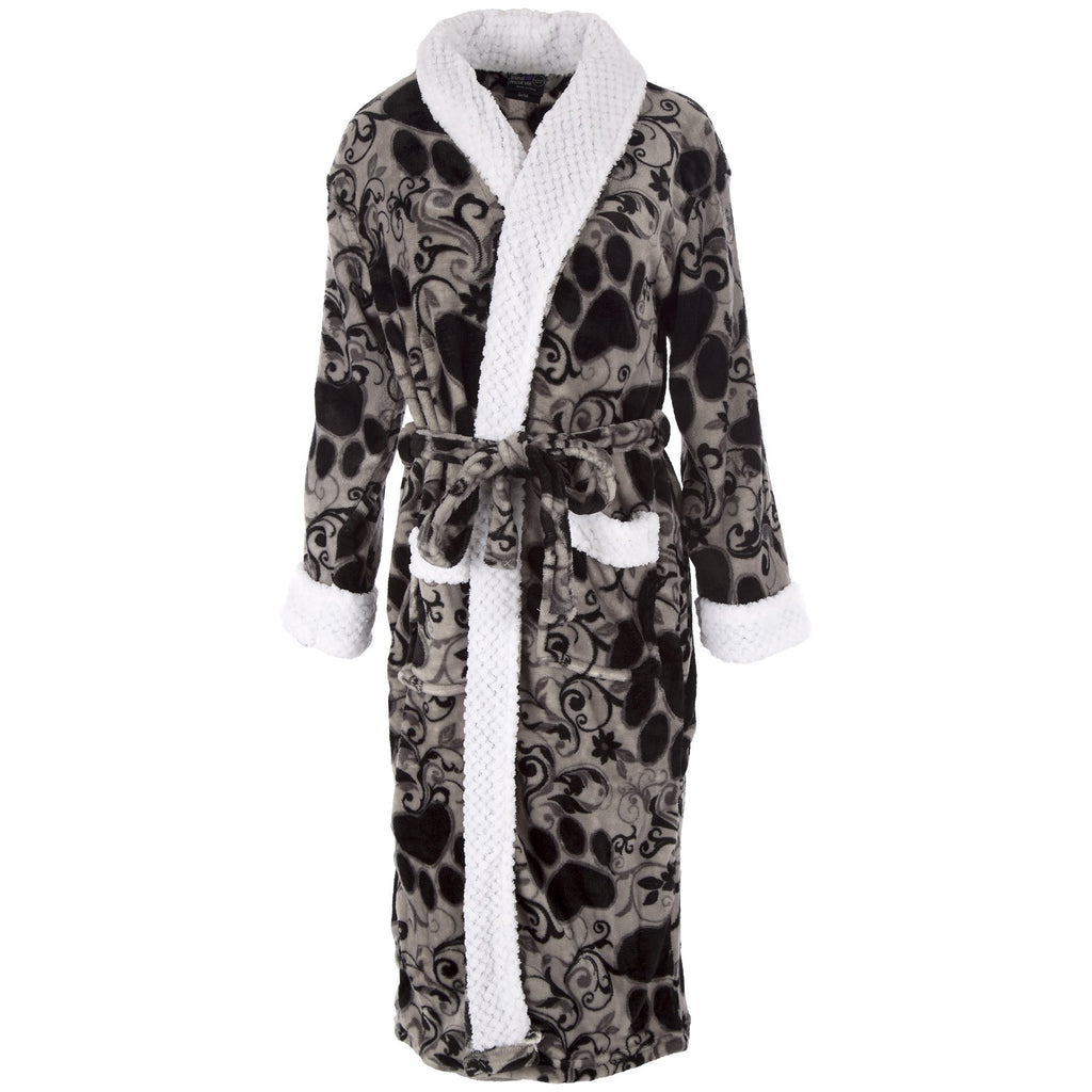 Paws Aplenty Super Cozy™ Bathrobe