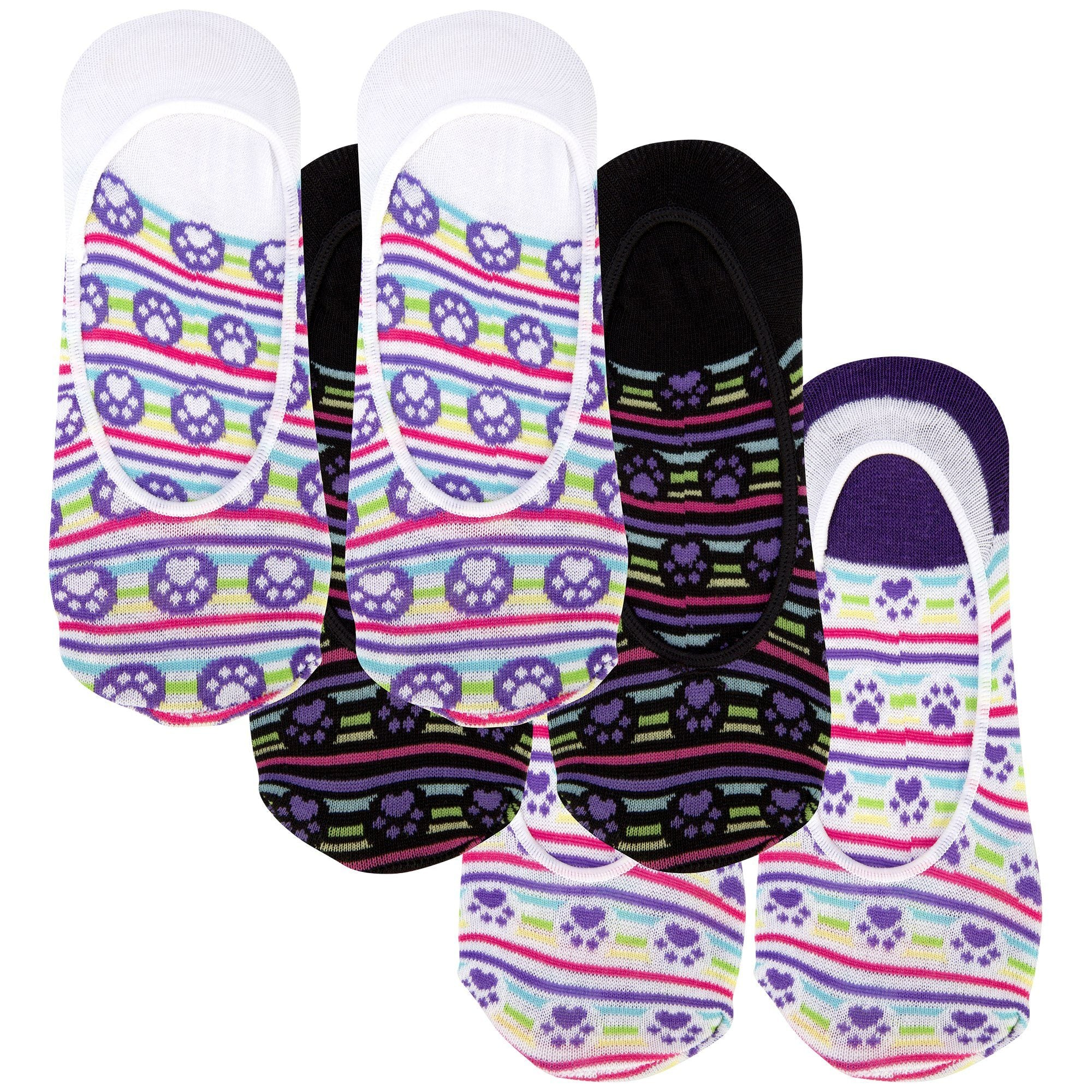 $5.99 - Paws Galore™ No-Show Socks