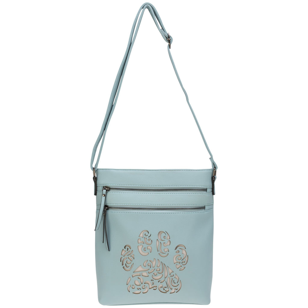 Pawsitively Beautiful Crossbody Bag