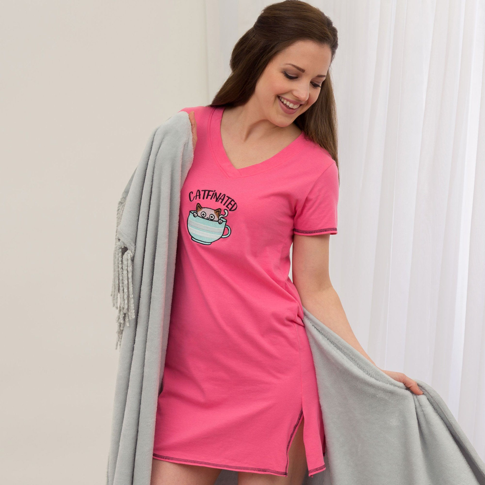Pawsome Nightgown Collection The Animal Rescue Site