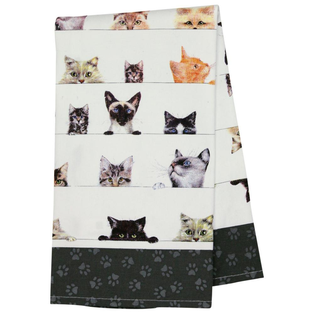 Peeping Pets Kitchen Towel Collection