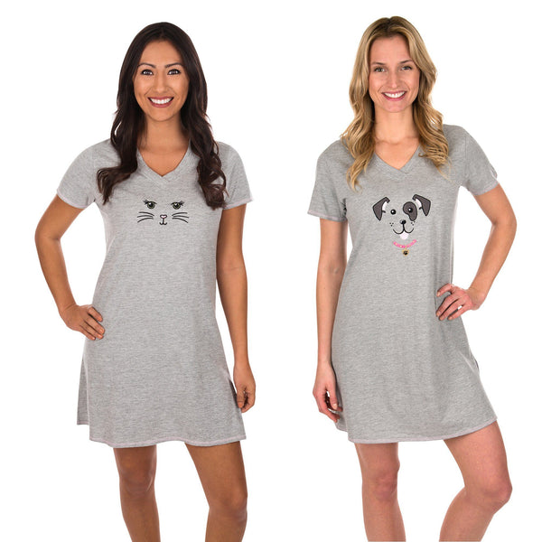 Pet Face Nightshirt