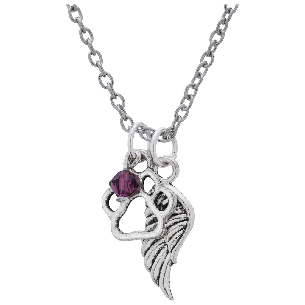 Pet Love Angel Necklace