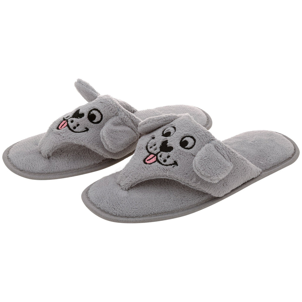 Pet Love Cozy Flip Flop Slippers
