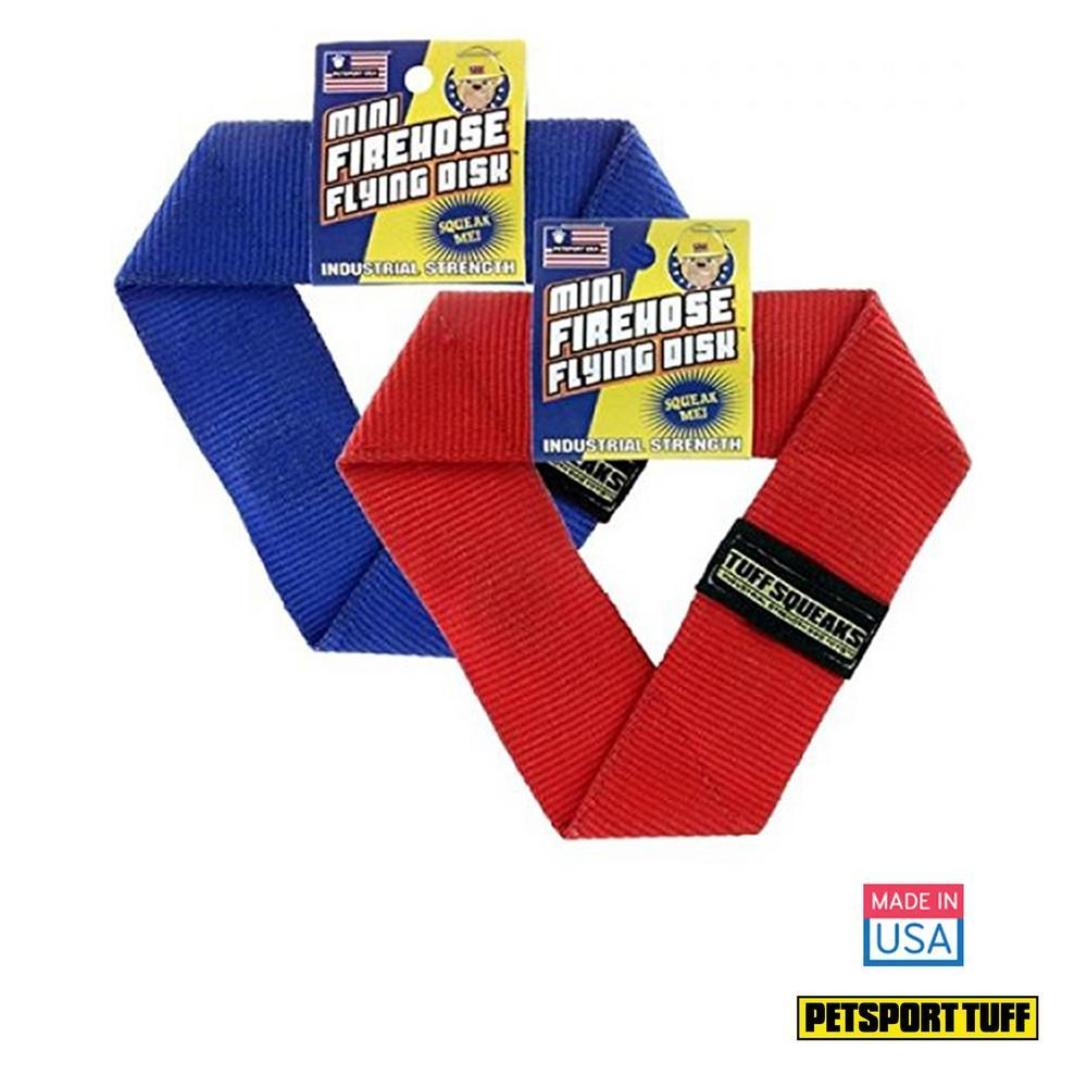 Petsport® Firehose Disk Dog Toy