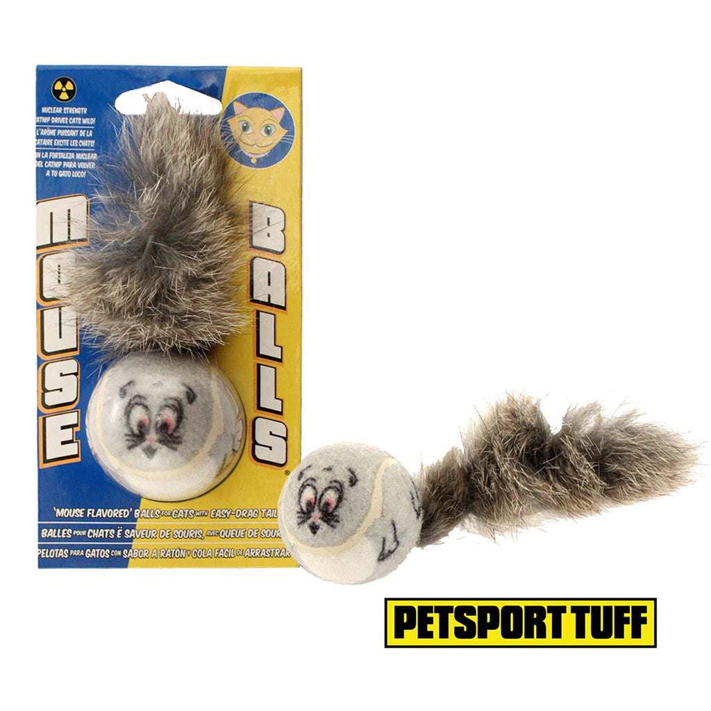 Petsport® Mouse Ball Cat Toy