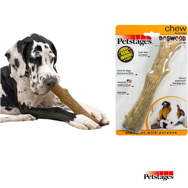 Petstages® Small Dogwood Stick Dog Toy