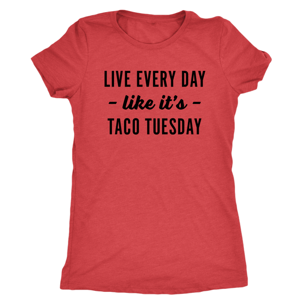 T-shirt - Taco Tuesday Women's T-Shirt