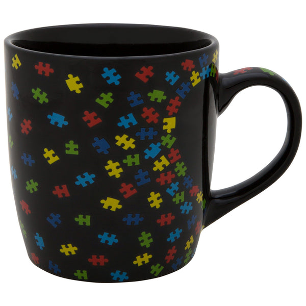 Piece Of My Heart Autism Mug