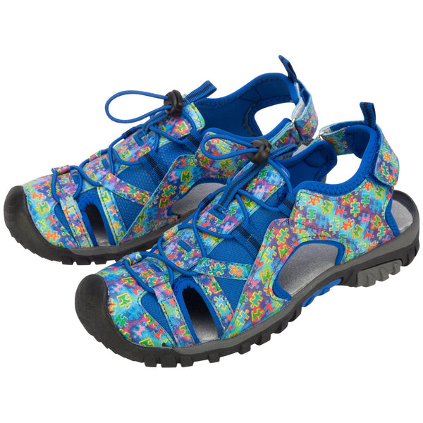 Piece Of The Puzzle Sport Sandals