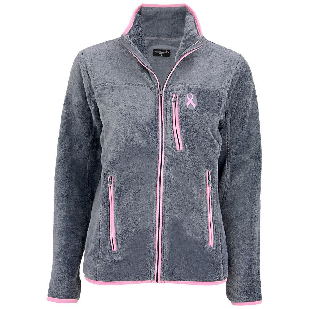 Pink Ribbon Everest Cozy Jacket
