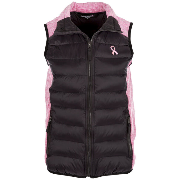 Pink Ribbon Year Round Vest