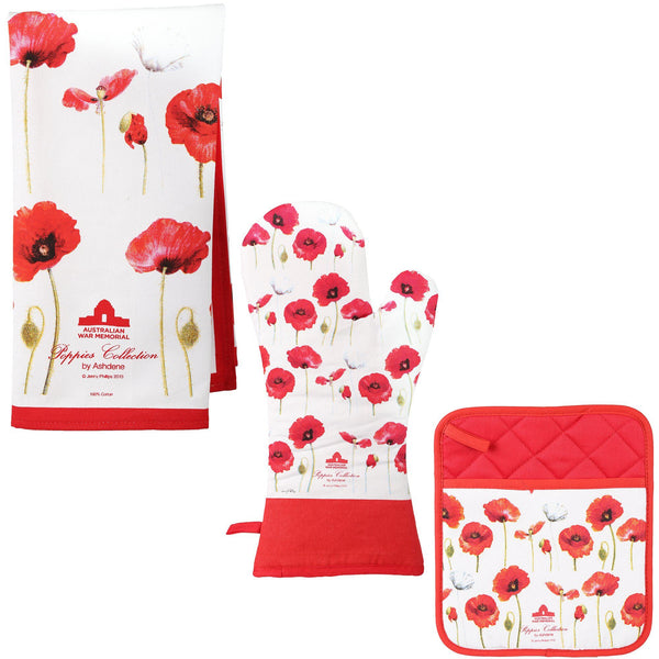 Poppies Kitchen Collection