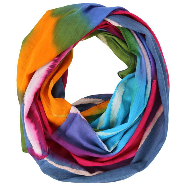 PROMO - Northern Lights Infinity Scarf