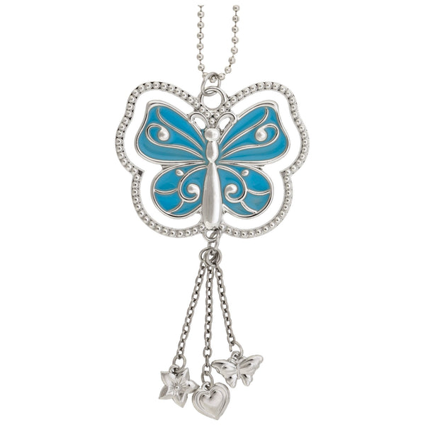 Promo - PROMO - Butterfly Car Charm