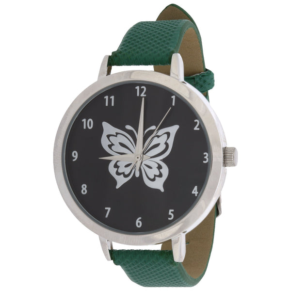 Promo - PROMO - Butterfly Quartz Watch