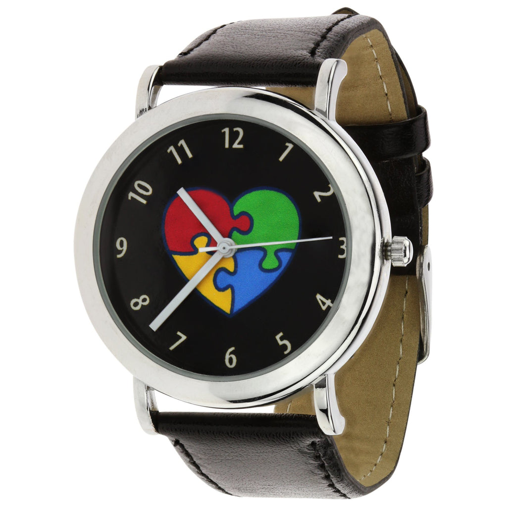 Promo - PROMO - Heart Puzzle Watch