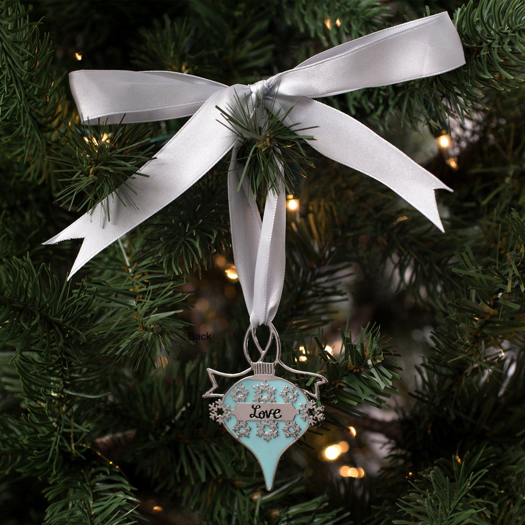 Promo - PROMO - Love & Joy Holiday Ornament