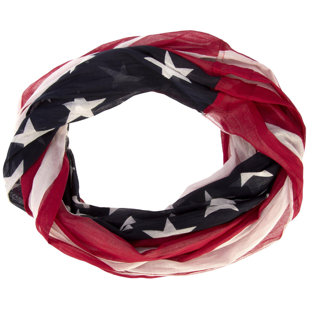 Promo - PROMO - Old Glory Infinity Scarf