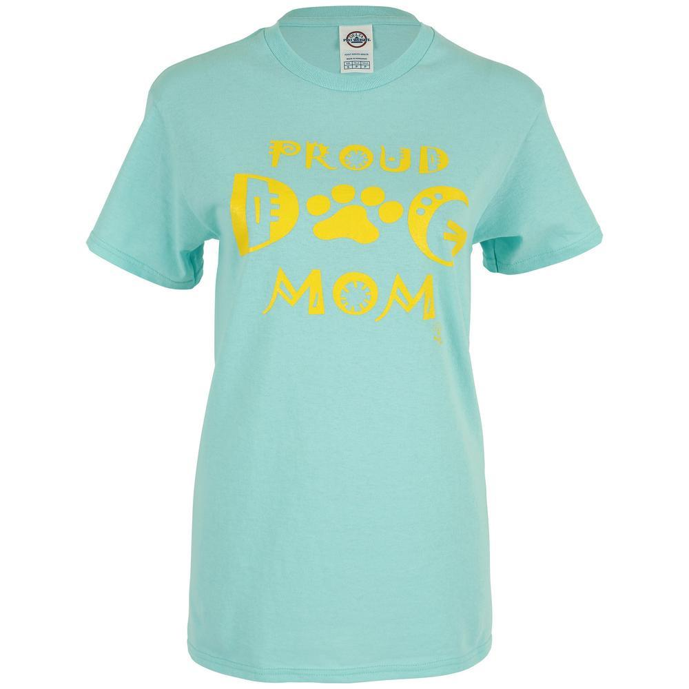 Proud Dog Mom T-Shirt