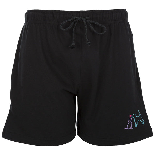 Puppy Love Casual Shorts