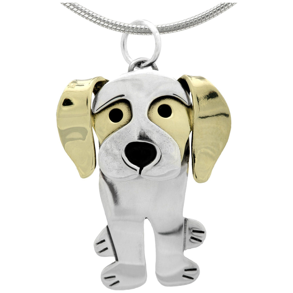 Puppy Personality Necklace