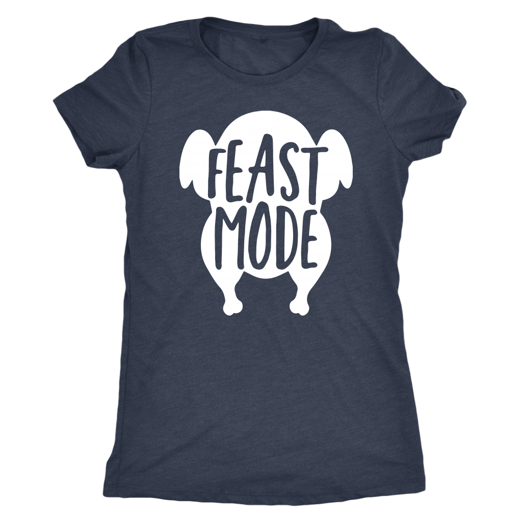 T-shirt - Feast Mode Women's T-Shirt