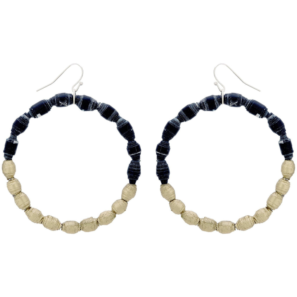 Quazi Hoop Earrings