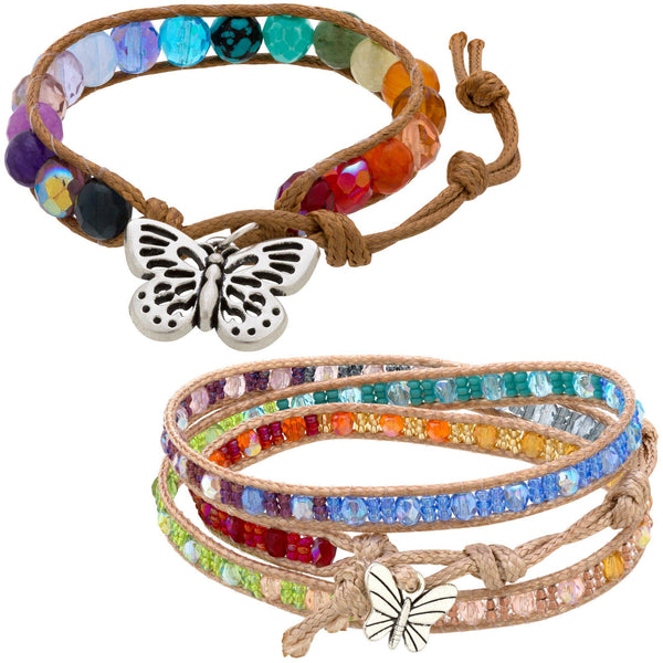 Rainbow Bracelet Collection