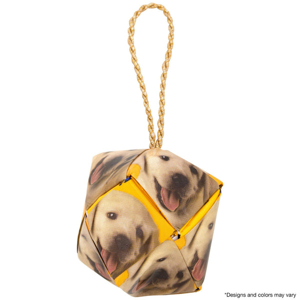 Recycled Dog Food Ornament