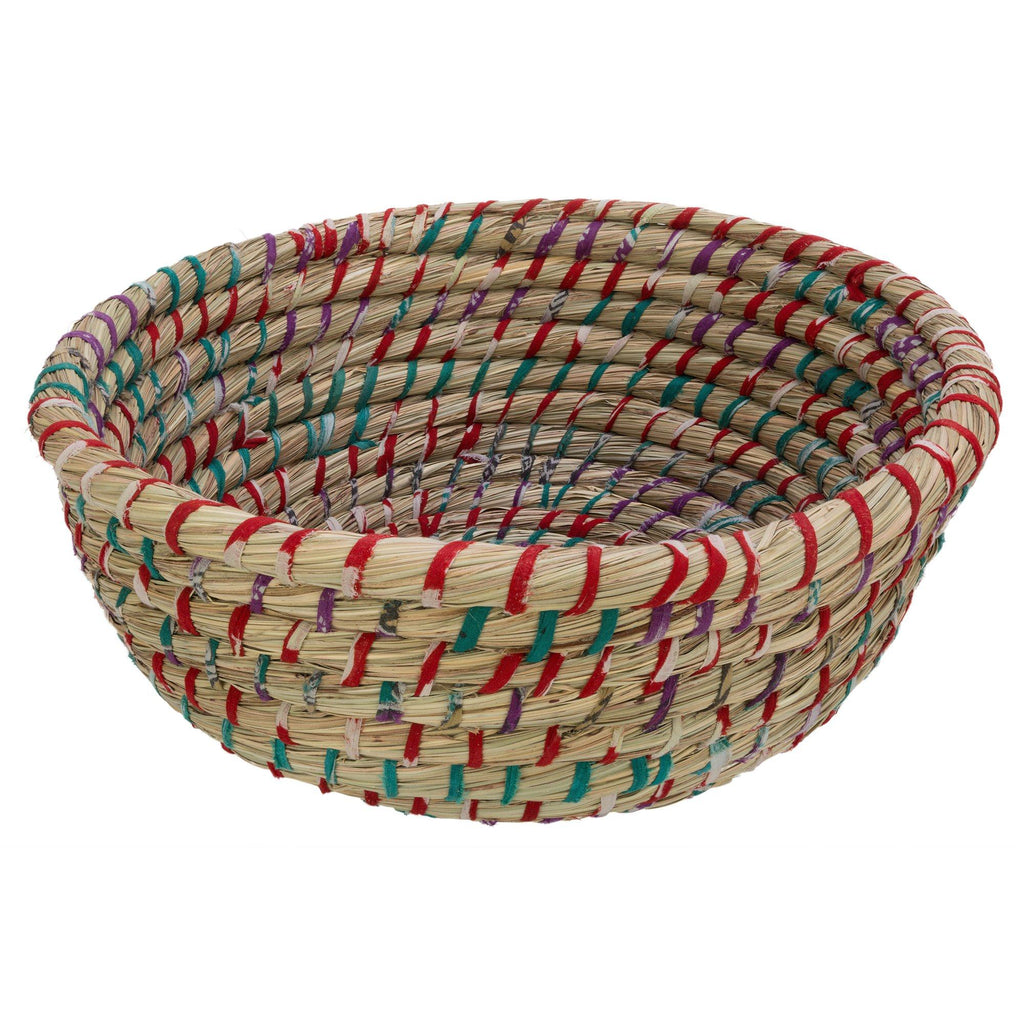 Recycled Sari Kaisa Basket
