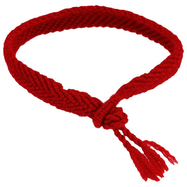 Red Thread Movement Bracelet