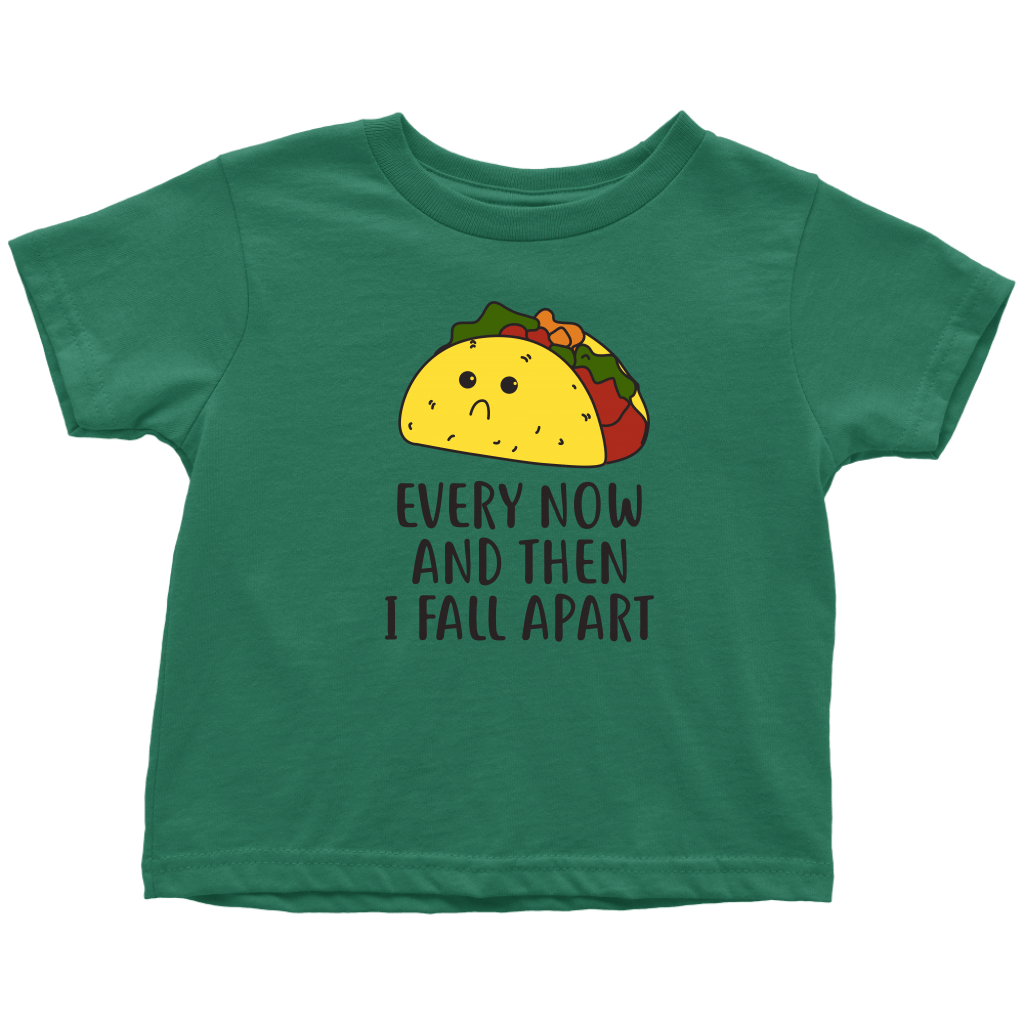 T-shirt - I Fall Apart Toddler T-Shirt