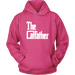 T-shirt - The Catfather Hoodie