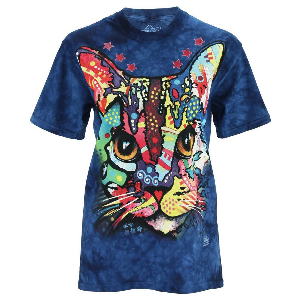 Russo Patches The Cat T-Shirt