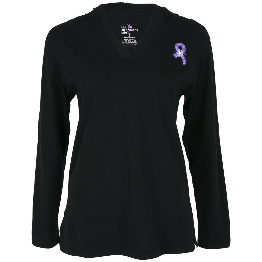 Save Memories Share Hope™ Alzheimer's Awareness Lightweight Tunic