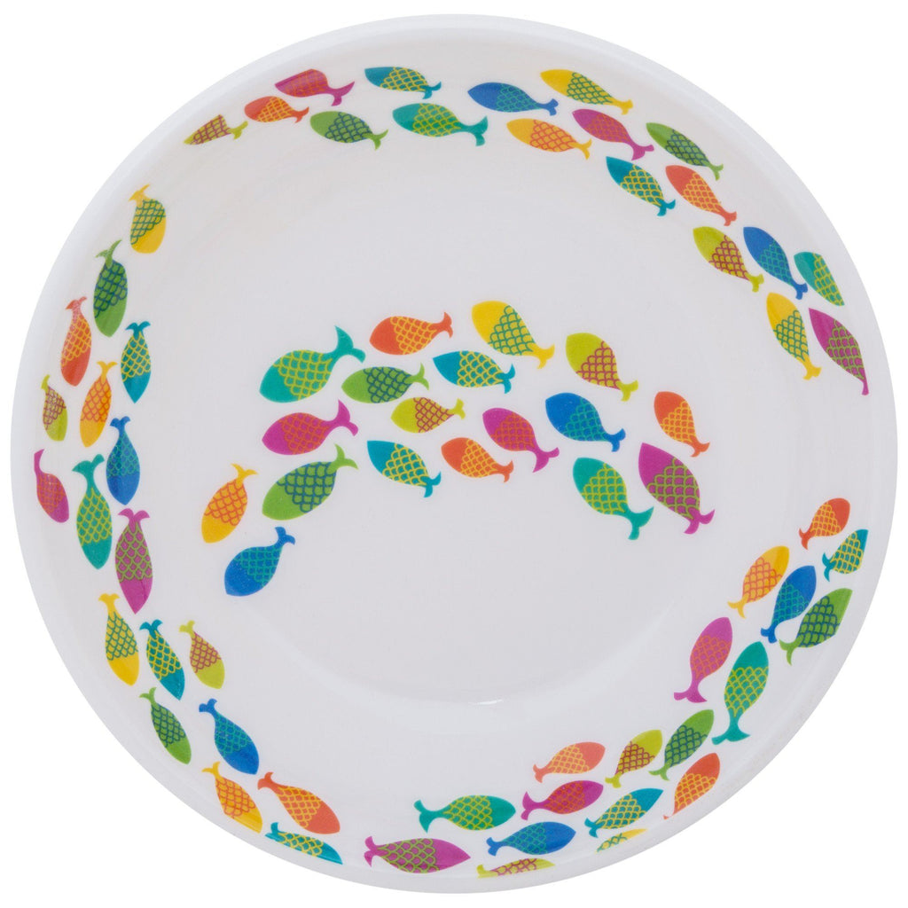 School Of Fish Cat Dish